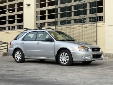 2004 Subaru Impreza for sale at LANCASTER AUTO GROUP in Portland OR