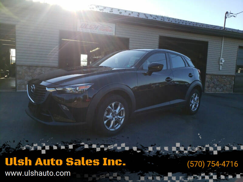 2017 Mazda CX-3 for sale at Ulsh Auto Sales Inc. in Summit Station PA