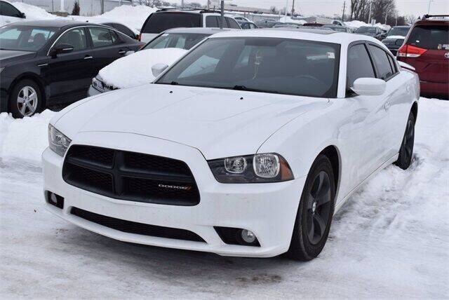 2013 Dodge Charger for sale at BOB ROHRMAN FORT WAYNE TOYOTA in Fort Wayne IN