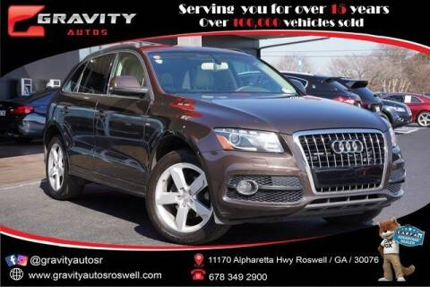 2011 Audi Q5 for sale at Gravity Autos Roswell in Roswell GA