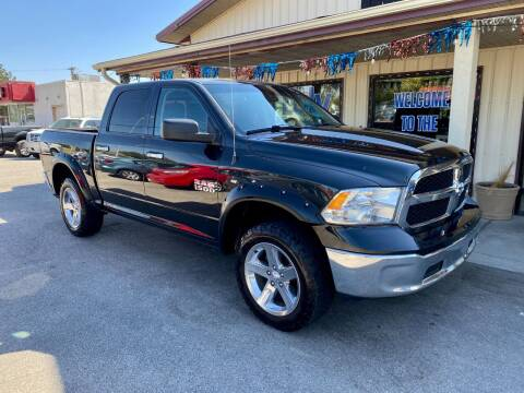 2016 RAM Ram Pickup 1500 for sale at Luly Motors in Lincoln NE
