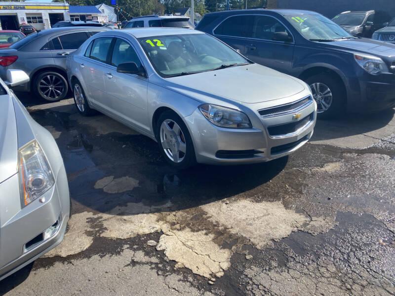 2012 Chevrolet Malibu for sale at Lee's Auto Sales in Garden City MI