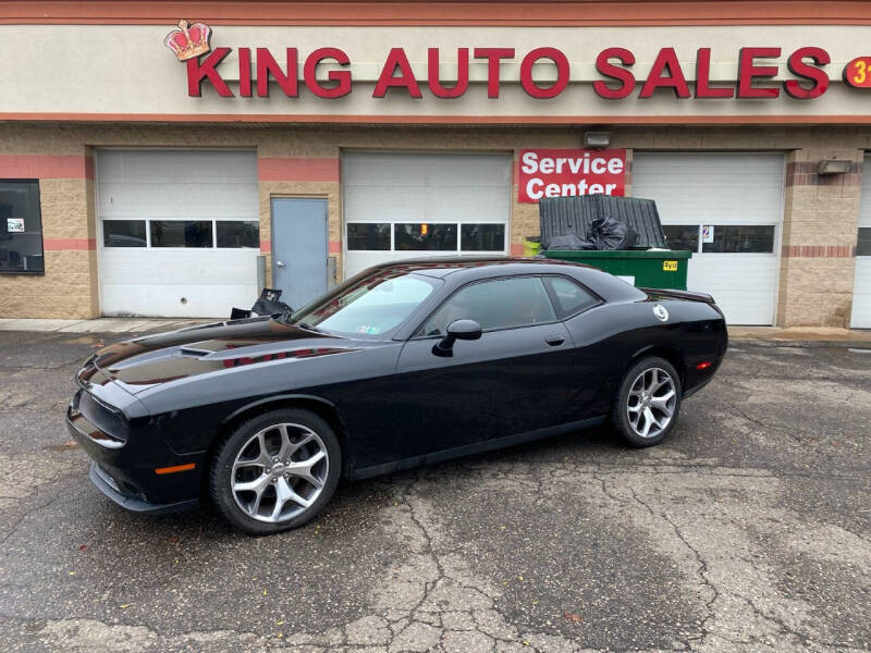 2015 Dodge Challenger for sale at KING AUTO SALES  II in Detroit MI