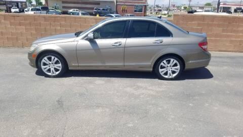 2008 Mercedes-Benz C-Class for sale at Ryan Richardson Motor Company in Alamogordo NM