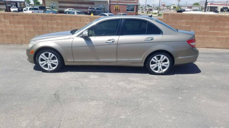 2008 Mercedes-Benz C-Class for sale in Alamogordo, NM