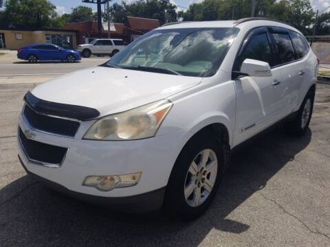 2009 Chevrolet Traverse for sale at Castle Used Cars in Jacksonville FL