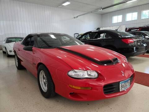 1998 Chevrolet Camaro for sale at Kinsellas Auto Sales in Rochester MN