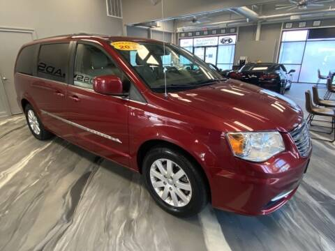 2014 Chrysler Town and Country for sale at Crossroads Car & Truck in Milford OH