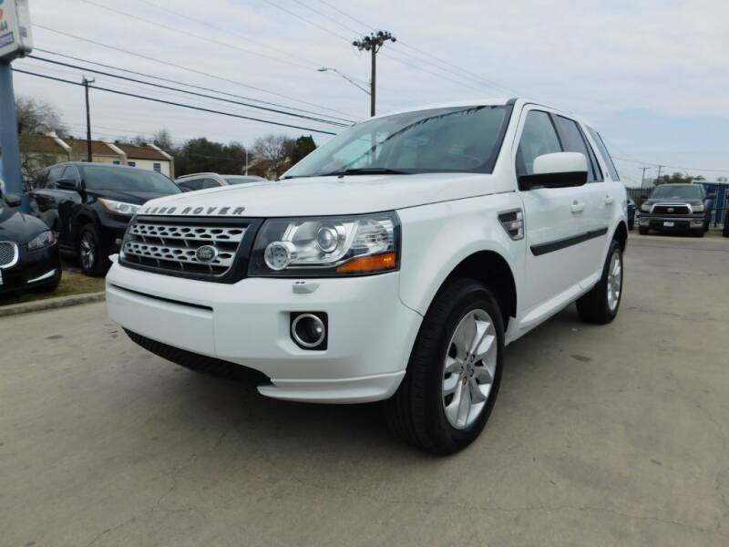 2013 Land Rover LR2 for sale at AMD AUTO in San Antonio TX