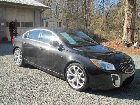 2013 Buick Regal for sale at White Cross Auto Sales in Chapel Hill NC