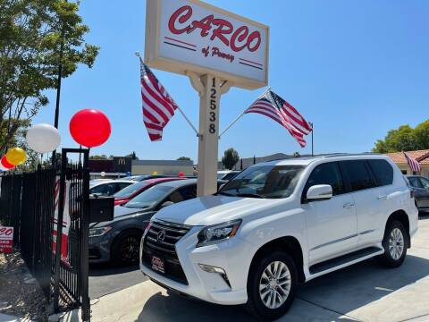 2014 Lexus GX 460 for sale at CARCO SALES & FINANCE - CARCO OF POWAY in Poway CA