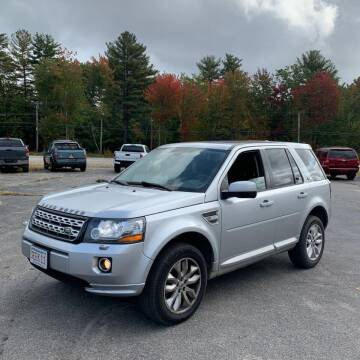 2013 Land Rover LR2 for sale at MBM Auto Sales and Service in East Sandwich MA