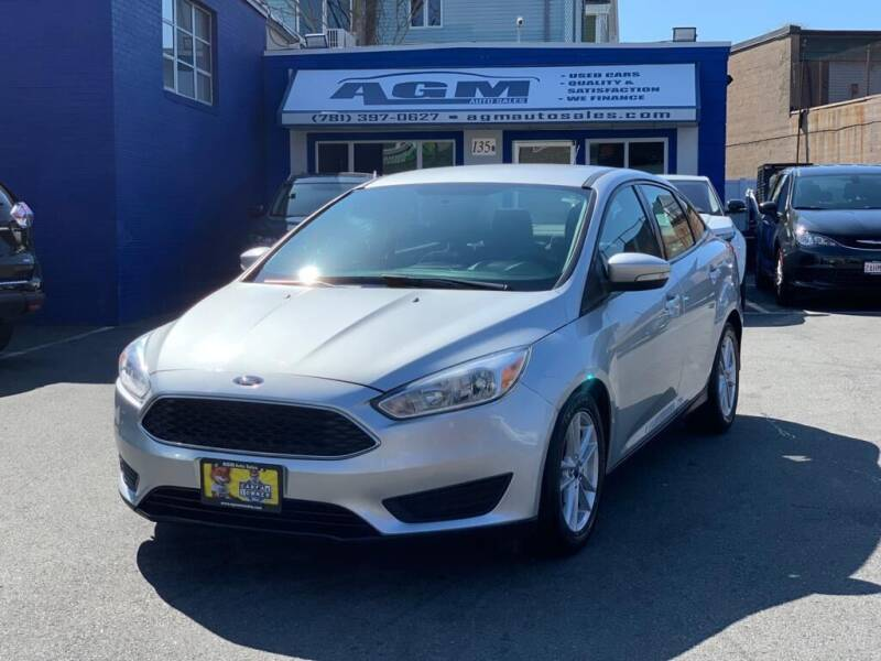 2017 Ford Focus for sale at AGM AUTO SALES in Malden MA