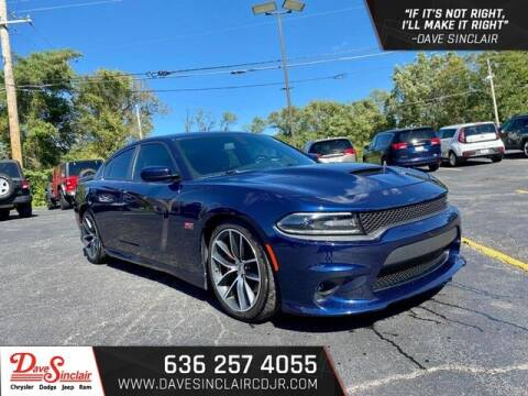 2017 Dodge Charger for sale at Dave Sinclair Chrysler Dodge Jeep Ram in Pacific MO
