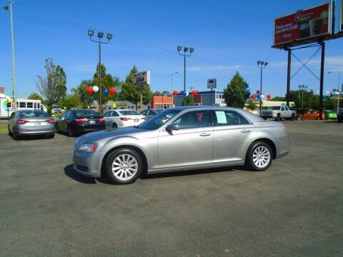 2013 Chrysler 300 for sale at Smart Buy Auto Sales in Ogden UT