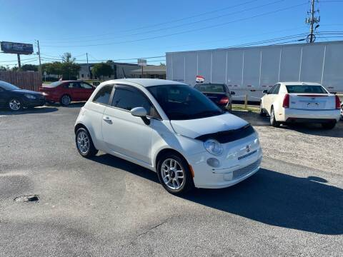 2013 FIAT 500 for sale at Lucky Motors in Panama City FL