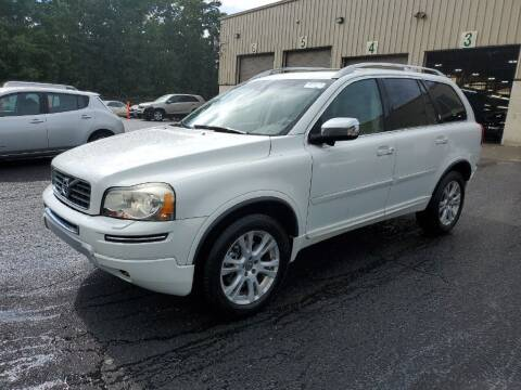 2013 Volvo XC90 for sale at E-Motorworks in Roswell GA