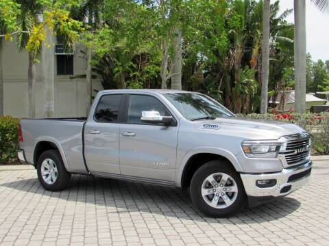 2020 RAM Ram Pickup 1500 for sale at Auto Quest USA INC in Fort Myers Beach FL