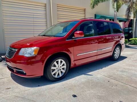 2014 Chrysler Town and Country for sale at AUTOSPORT MOTORS in Lake Park FL