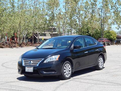 2014 Nissan Sentra for sale at Crow`s Auto Sales in San Jose CA