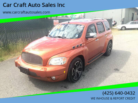 2006 Chevrolet HHR for sale at Car Craft Auto Sales Inc in Lynnwood WA