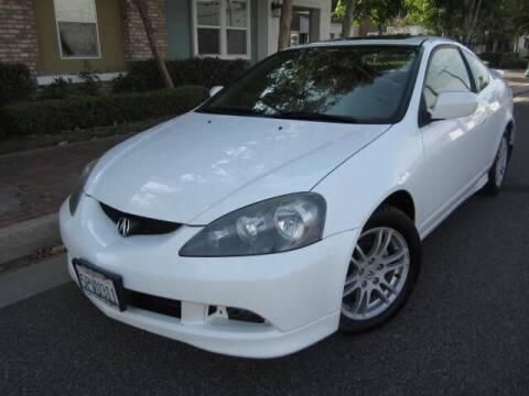 2005 Acura RSX for sale at PREFERRED MOTOR CARS in Covina CA