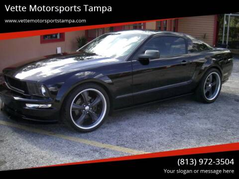 2008 Ford Mustang for sale at Auto Liquidators of Tampa in Tampa FL