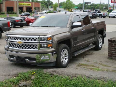 2014 Chevrolet Silverado 1500 for sale at A & A IMPORTS OF TN in Madison TN