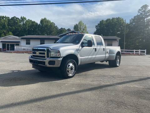 2005 Ford F-350 Super Duty for sale at CVC AUTO SALES in Durham NC