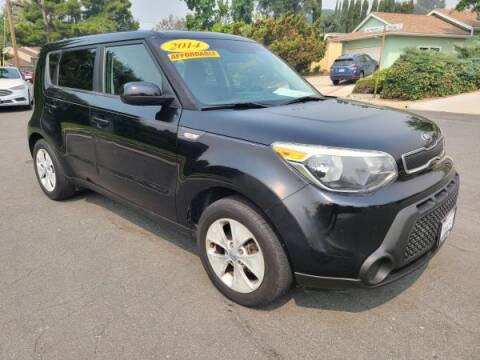 2014 Kia Soul for sale at CAR CITY SALES in La Crescenta CA