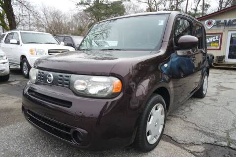 2011 Nissan cube for sale at E-Motorworks in Roswell GA