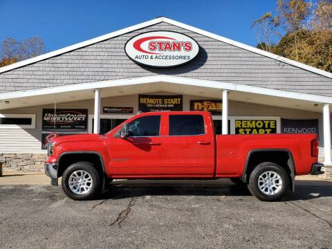 2015 GMC Sierra 1500 for sale at Stans Auto Sales in Wayland MI