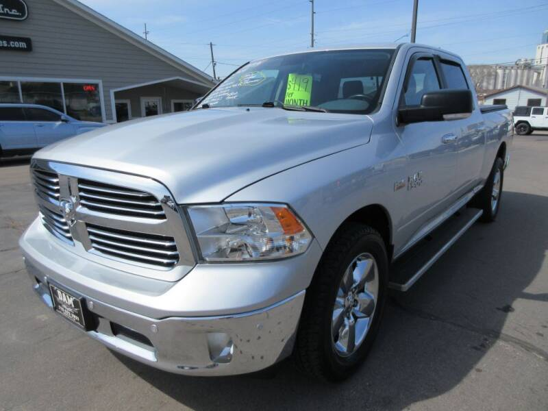 2014 RAM Ram Pickup 1500 for sale at Dam Auto Sales in Sioux City IA