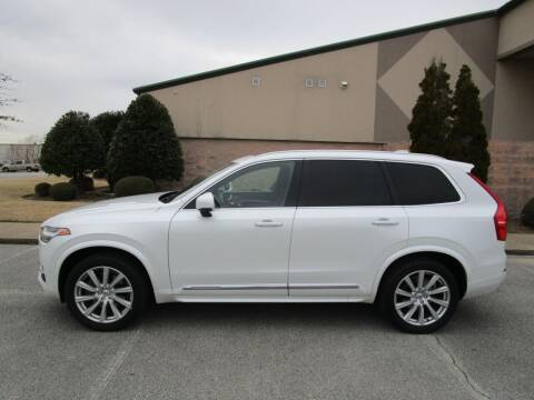 2016 Volvo XC90 for sale at JON DELLINGER AUTOMOTIVE in Springdale AR