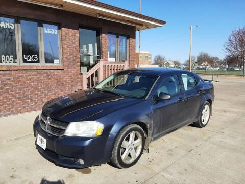 2008 Dodge Avenger for sale at CARS4LESS AUTO SALES in Lincoln NE