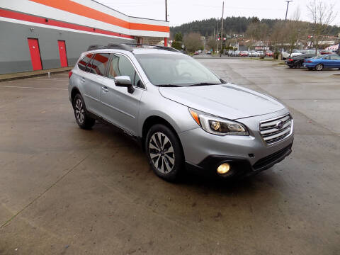 2017 Subaru Outback for sale at A1 Group Inc in Portland OR