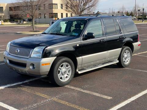 2003 Mercury Mountaineer for sale at P&H Motors in Hatboro PA
