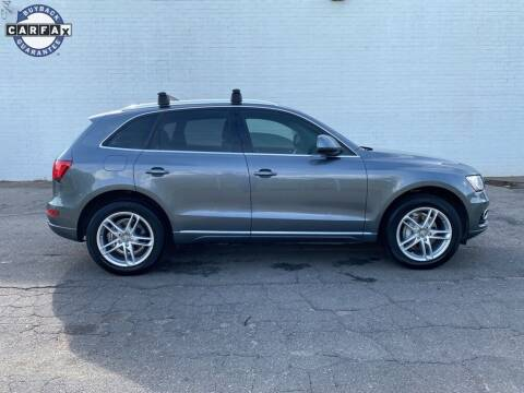 2014 Audi Q5 for sale at Smart Chevrolet in Madison NC