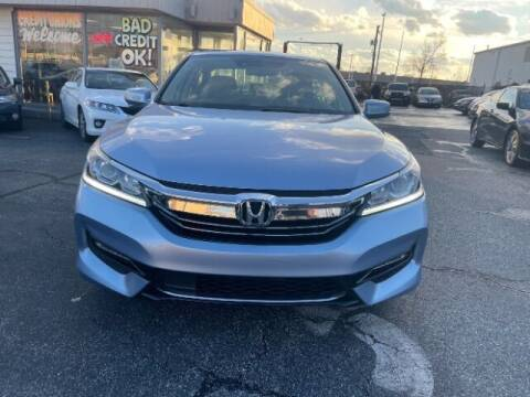 2017 Honda Accord Hybrid for sale at A&R Motors in Baltimore MD