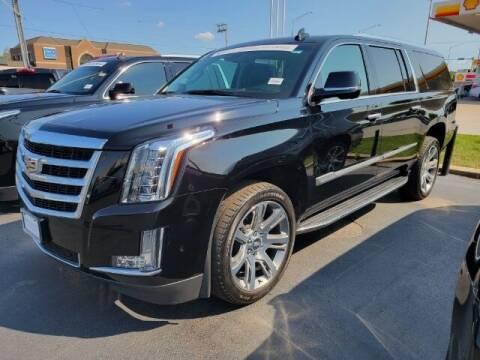 2019 Cadillac Escalade ESV for sale at Rizza Buick GMC Cadillac in Tinley Park IL