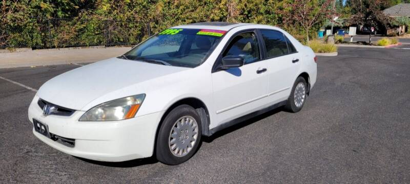 2003 Honda Accord for sale at TOP Auto BROKERS LLC in Vancouver WA