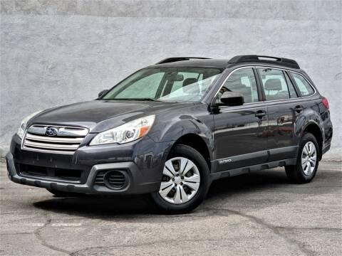 2013 Subaru Outback for sale at Divine Motors in Las Vegas NV
