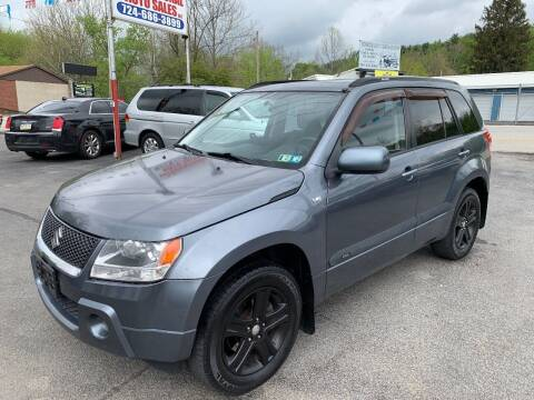 2006 Suzuki Grand Vitara for sale at INTERNATIONAL AUTO SALES LLC in Latrobe PA
