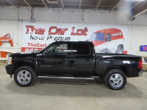 2013 Chevrolet Silverado 1500 for sale at The Car Lot in New Prague MN