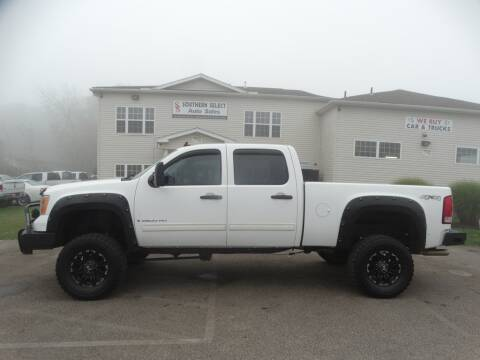 2009 GMC Sierra 2500HD for sale at SOUTHERN SELECT AUTO SALES in Medina OH