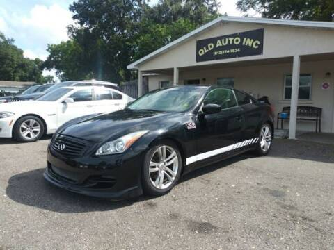 2009 Infiniti G37 Coupe for sale at QLD AUTO INC in Tampa FL