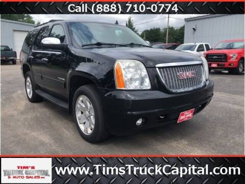 2011 GMC Yukon for sale at TTC AUTO OUTLET/TIM'S TRUCK CAPITAL & AUTO SALES INC ANNEX in Epsom NH