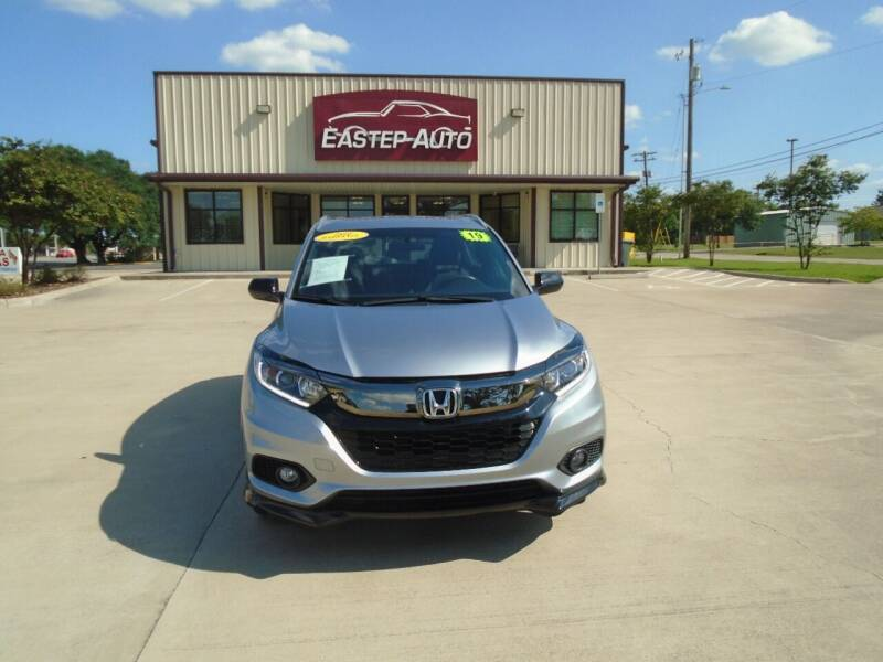 2019 Honda HR-V for sale at Eastep Auto Sales in Bryan TX