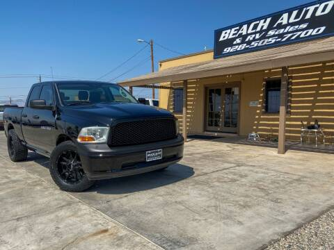 2012 RAM Ram Pickup 1500 for sale at Beach Auto and RV Sales in Lake Havasu City AZ