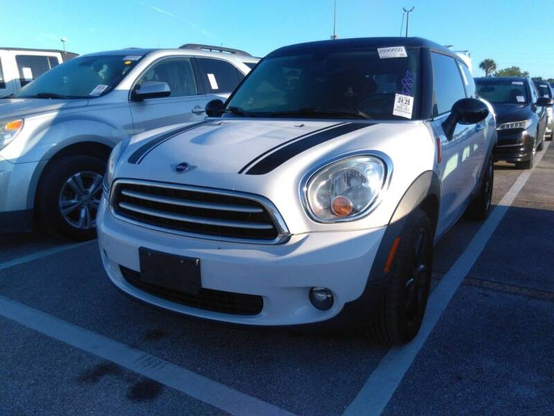 2015 MINI Paceman for sale at Top Garage Commercial LLC in Ocoee FL